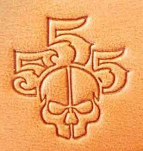 555 Skull