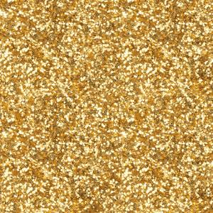 Glittered Gold